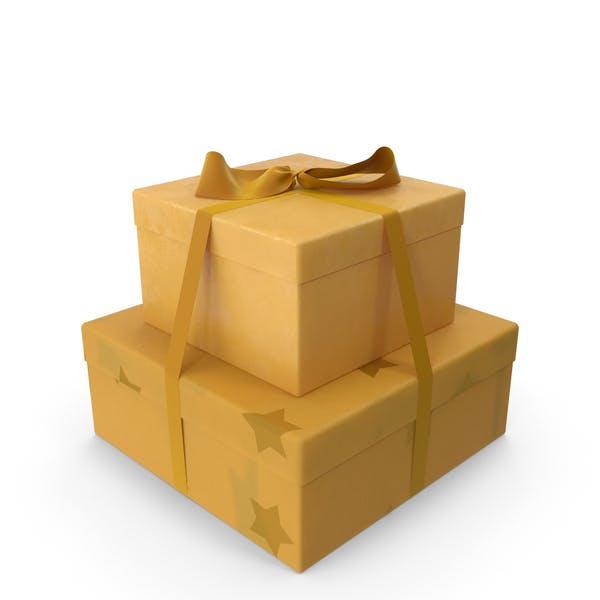 Geschenke Gelb