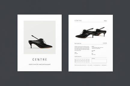 CENTRE - Fashion Flayer
