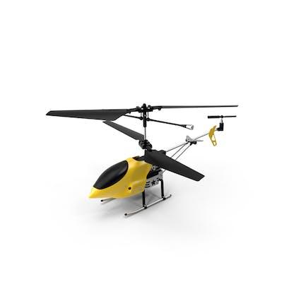 Spielzeug-Hubschrauber
