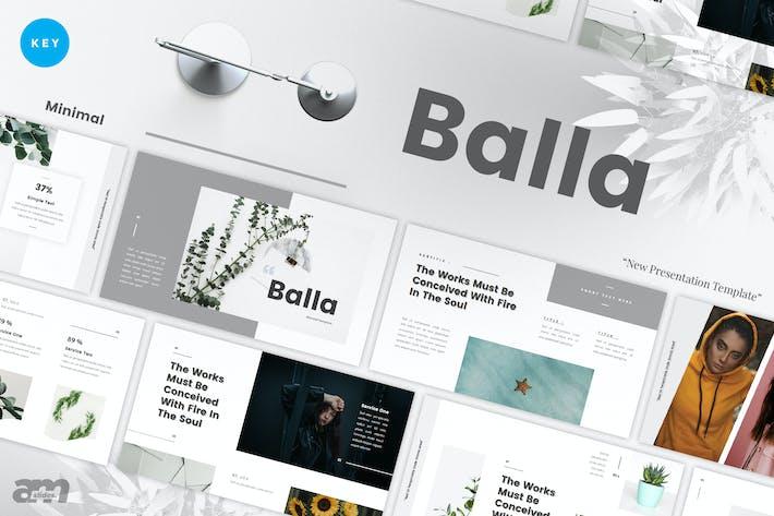 Thumbnail for Balla Minimal Keynote