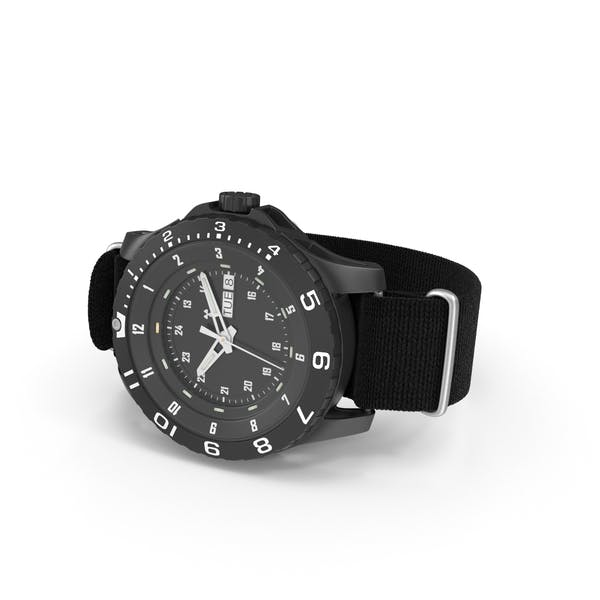 Cover Image for Military Watch