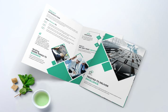 Cover Image For Bifold Brochure