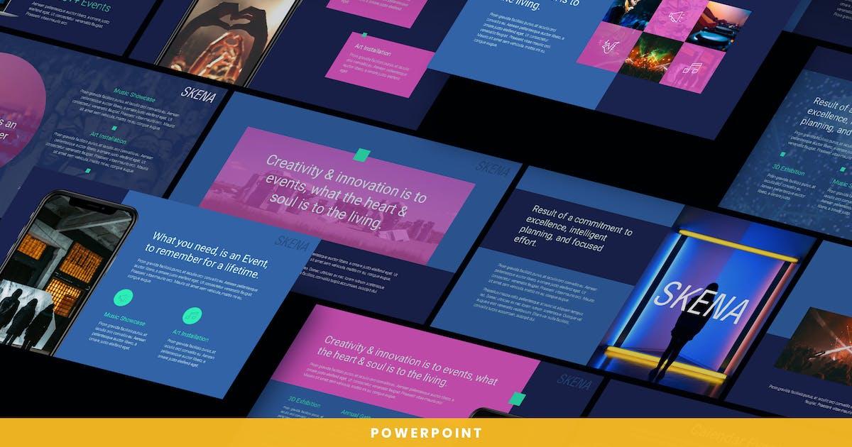 Download Skena - Creative Powerpoint Template by Slidehack