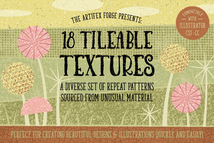 Thumbnail for Tileable Textures