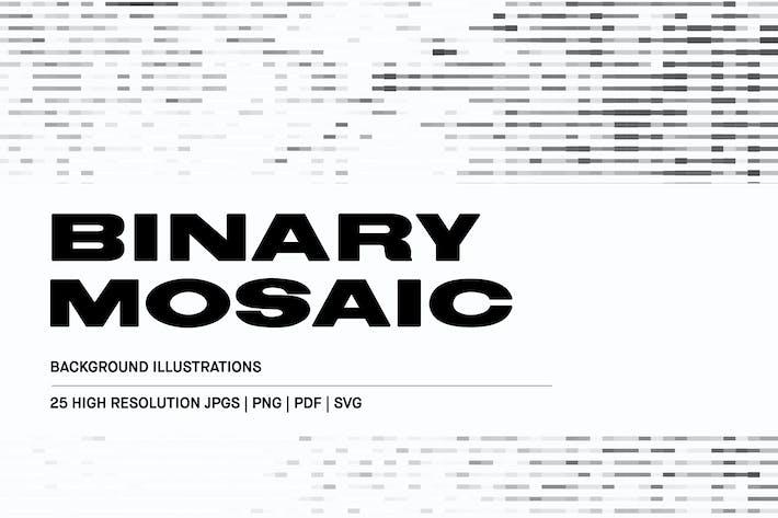 Thumbnail for Binary Mosaic
