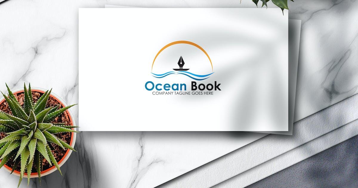 Download Ocean Book Logo by Voltury