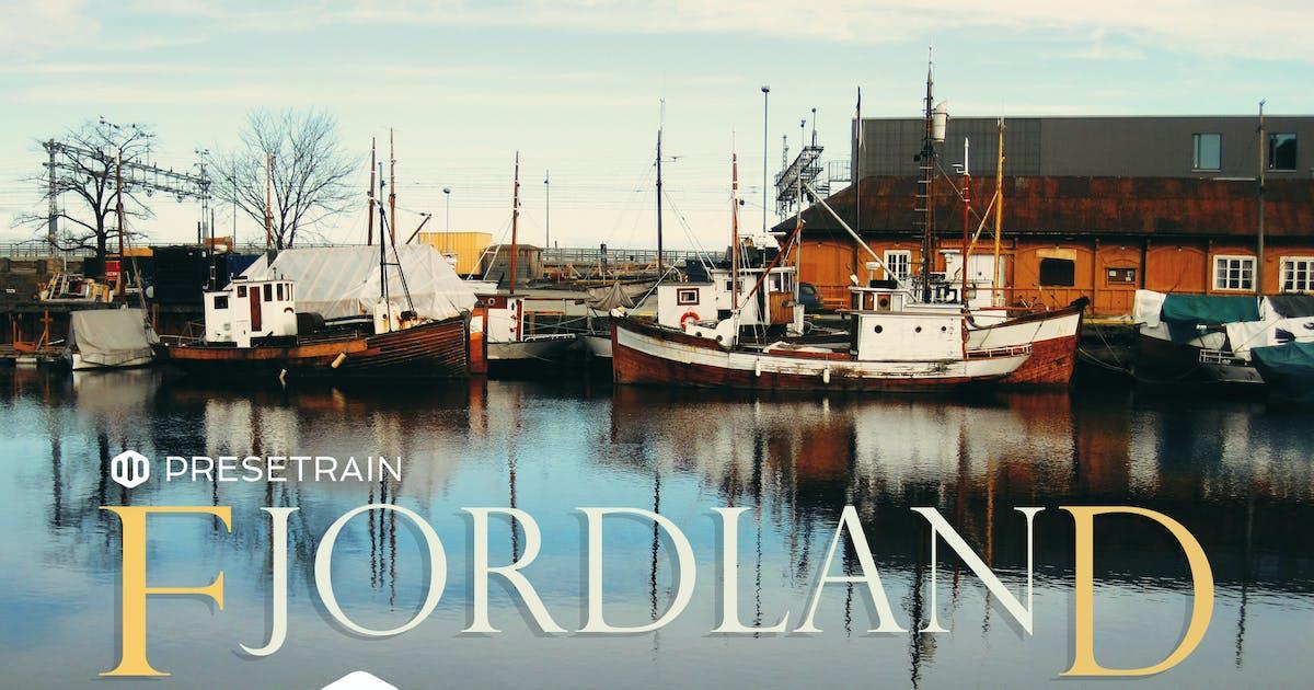 Download Fjordland Landscape Photoshop Actions by Presetrain