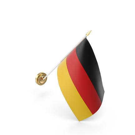 Mauerflagge Deutschland