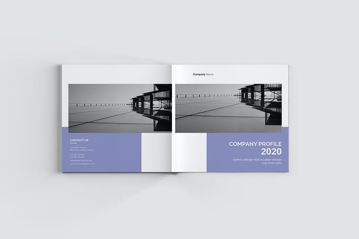 Thumbnail for Purple Square Profil de la société