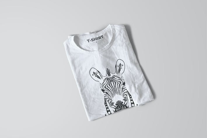 Thumbnail for Zebra Mandala T-shirt Design Vector Illustration