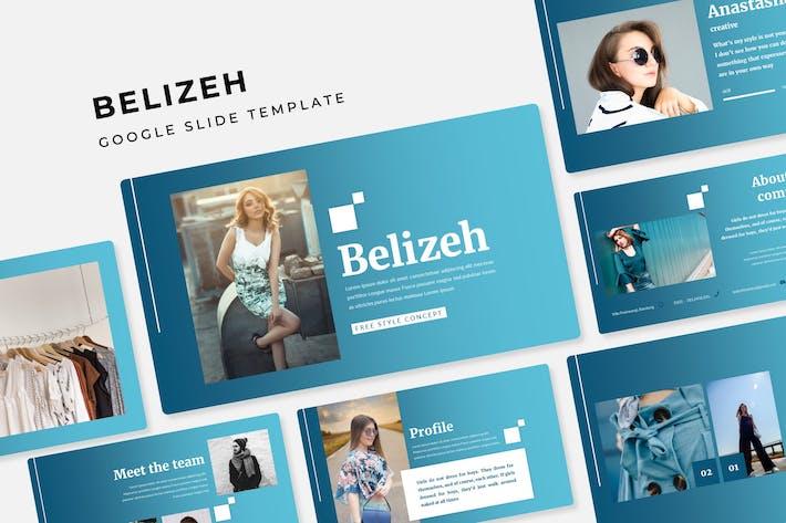 Thumbnail for Belizeh - Шаблон слайдов Google