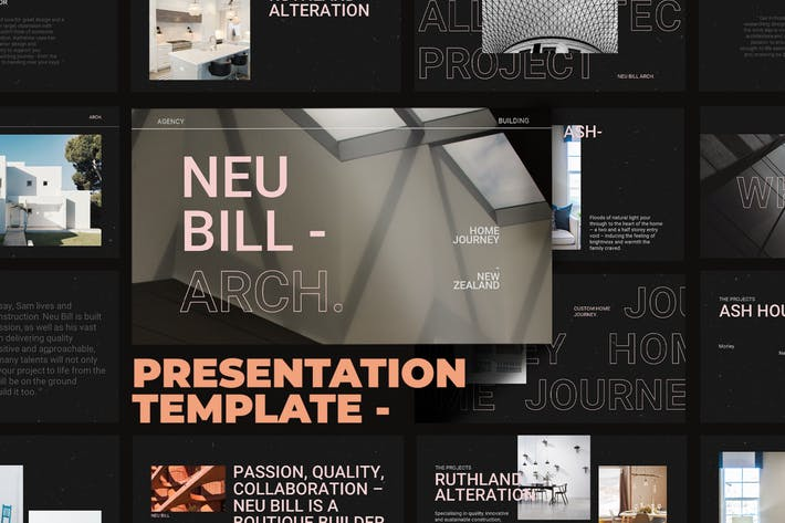 PPT - Neu Bill Architecture Presentation by Incools on