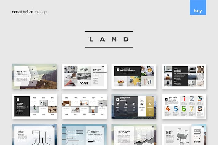 Thumbnail for Land Keynote