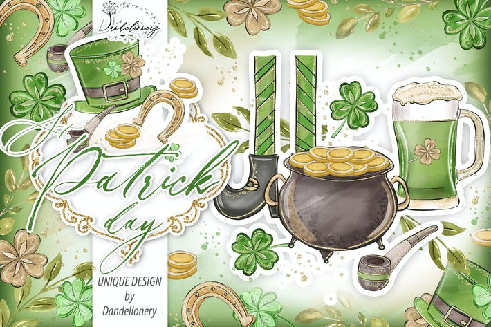 Thumbnail for St. Patrick's Day Clipart