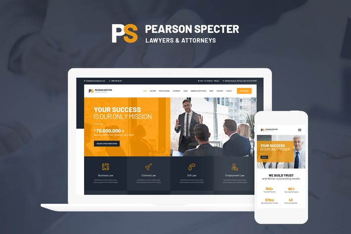 Thumbnail for Pearson Specter