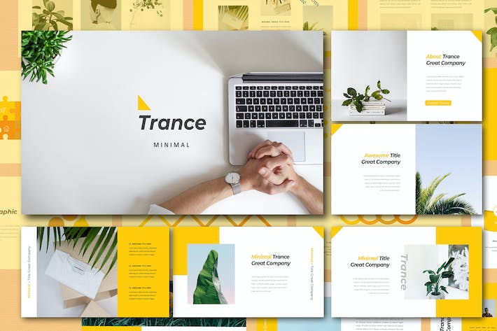 Cover Image For Trance Powerpoint