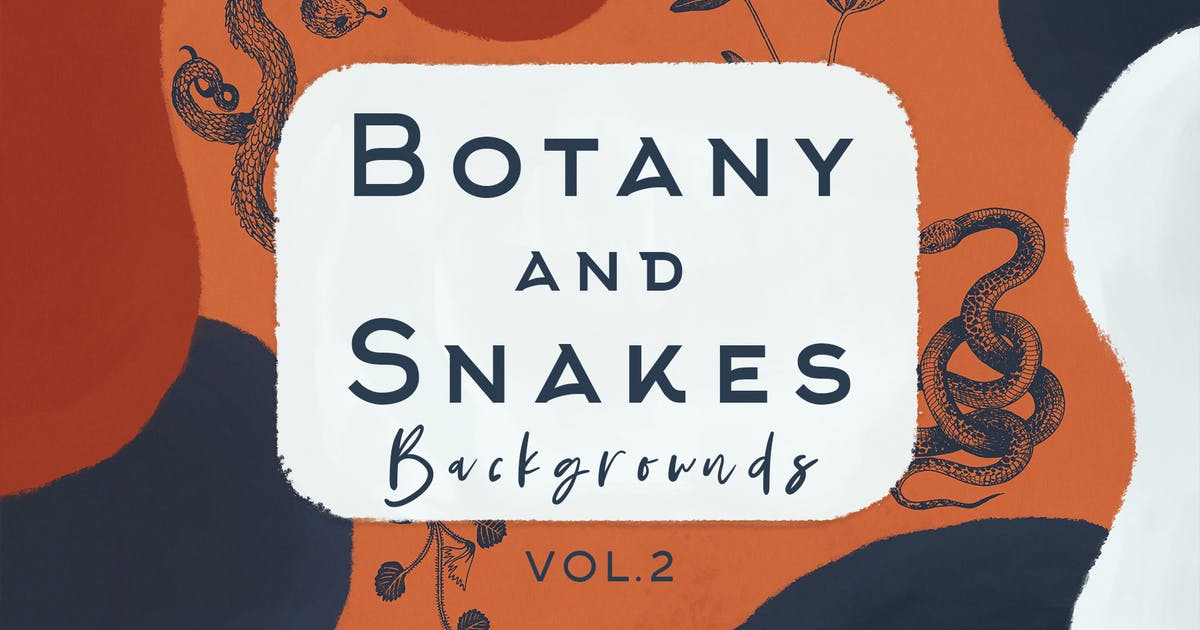 Download Botany And Snakes Backgrounds Vol.2 by FreezeronMedia