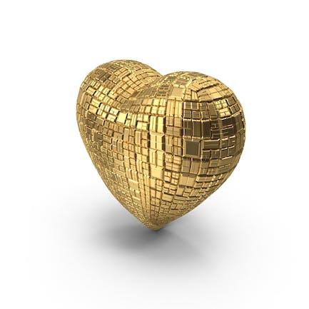 Сердце золотого слитка