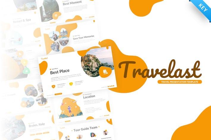 Travelast — Праздничный Шаблон презентации