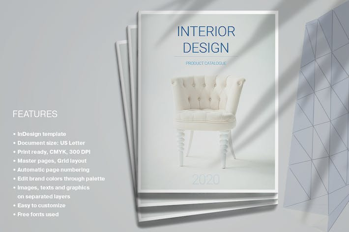 Interior Design Product Catalog