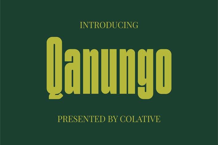 Thumbnail for Qanungo