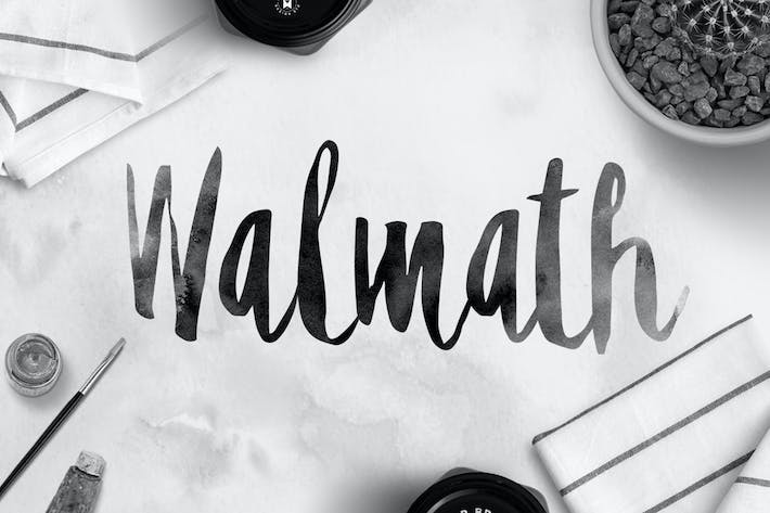 Cover Image For Walmath
