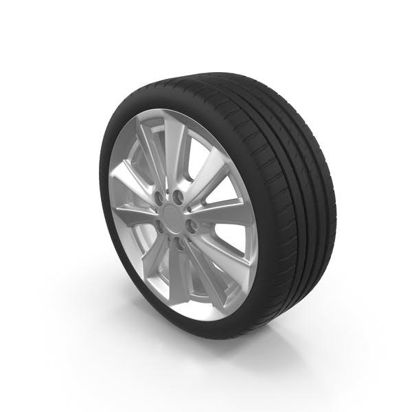 Thumbnail for Car Wheel