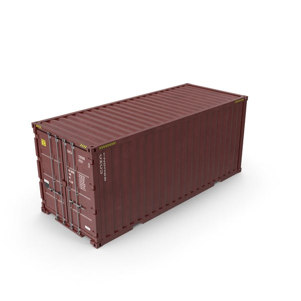 Thumbnail for 20 ft Long Shipping Container