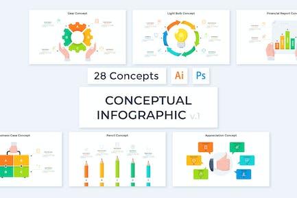 Conceptual Infographic v.1