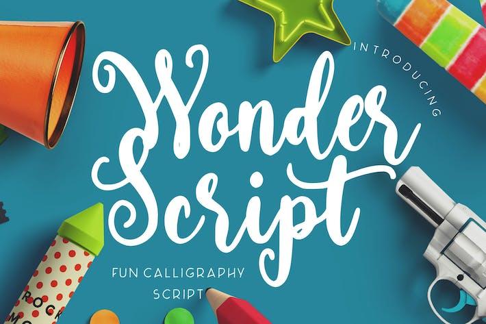 Thumbnail for Wonder Script Fun Calligraphy