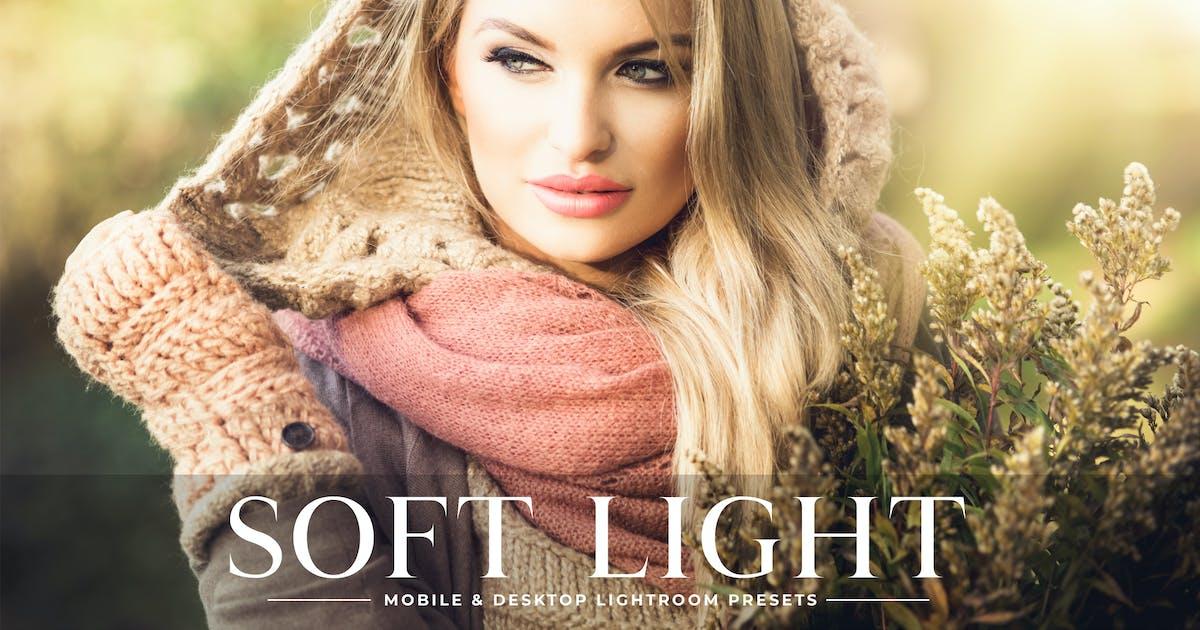 Soft Light Mobile & Desktop Lightroom Presets by creativetacos