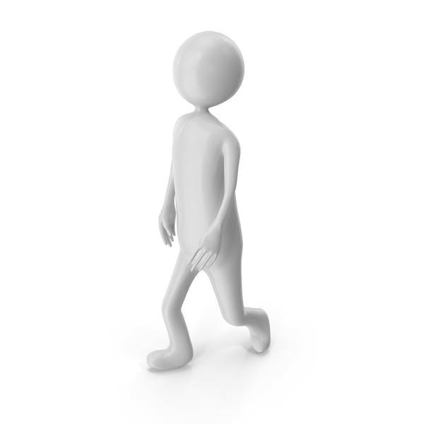 Stickman Walking