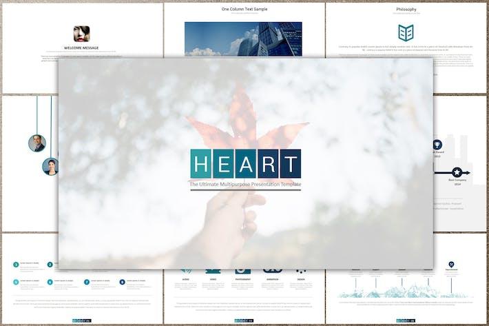 HEART Google Slides