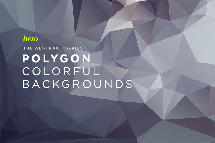 Thumbnail for Polygon Abstract Backgrounds V2