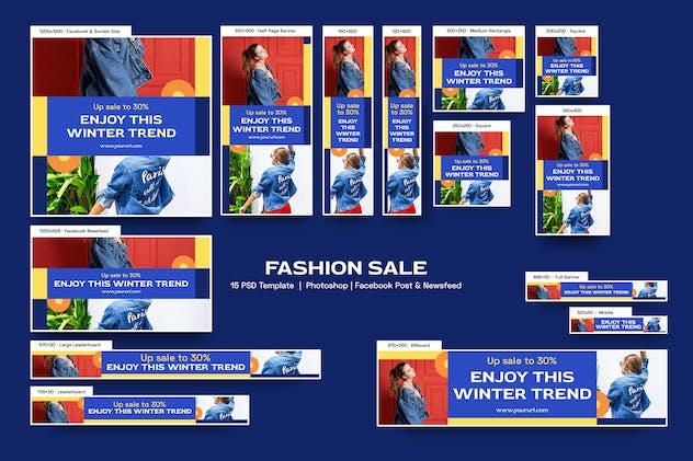 Fashion Banners Ad