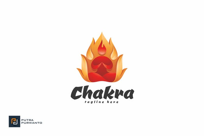 Thumbnail for Chakra - Logo Template