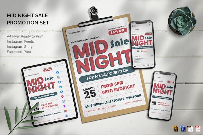 Mid Night Sale - Promotion Set