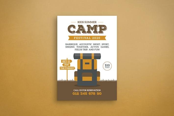 Thumbnail for Kids Summer Camp