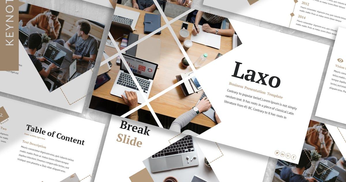 Download Laxo - Business Keynote Template by designesto