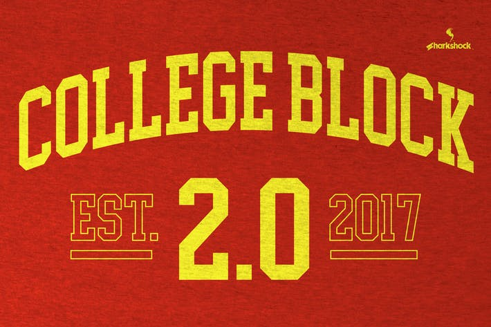 Cover Image For College Block 2.0