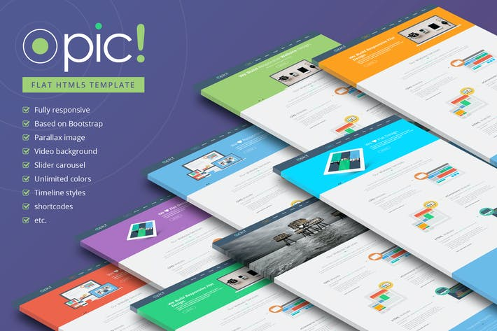 Download Red Website Templates Envato Elements - What is web template