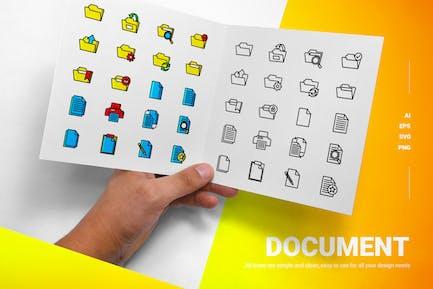 Document - Icons