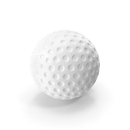Cartoon-Golfball