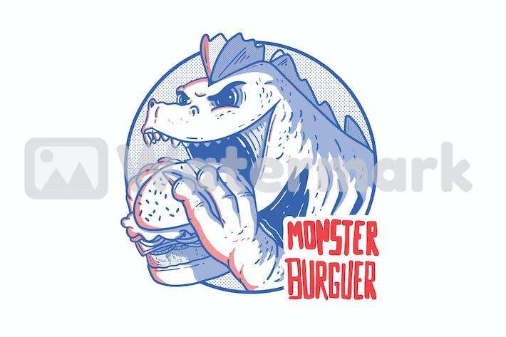 Thumbnail for Monster Burger