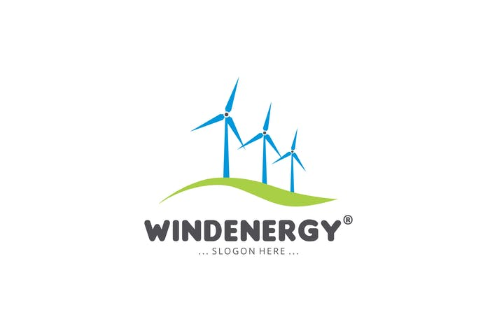 Thumbnail for Wind Energy Logo