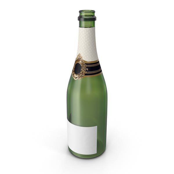 Cover Image for Champagne Bottle