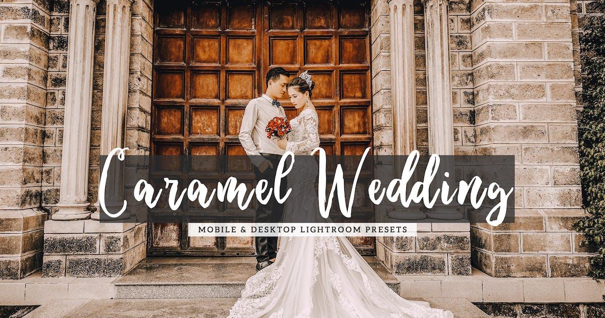 Download Caramel Wedding Mobile & Desktop Lightroom Presets by creativetacos