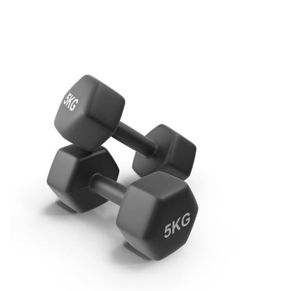 Fitness Dumbbells 5kg