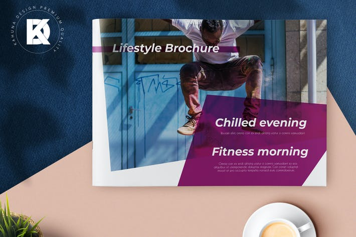 Cover Image For Lifestyle Brochure