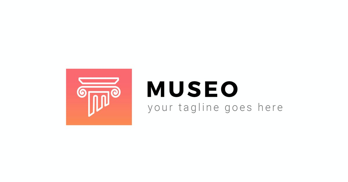 Download Museo - Creative Museum Logo Template by ThemeWisdom